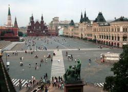 Красную площадь не закроют на ремонт
