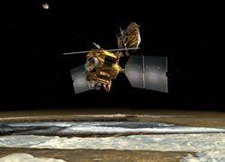 На аппарате Mars Reconnaissance Orbiter произошел сбой