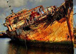 Треть мирового флота отправят на слом из-за кризиса