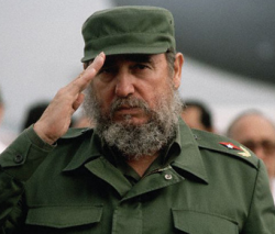 "Фидель Кастро \""прогулялся по Гаване\"""