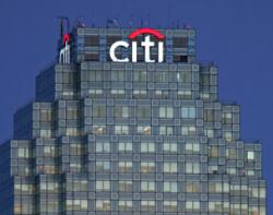 Агентство Moody\'s понизило рейтинги Citigroup