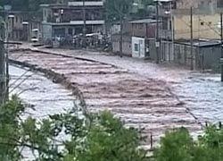 В Амазонии пострадали от наводнения около 10 тысяч человек