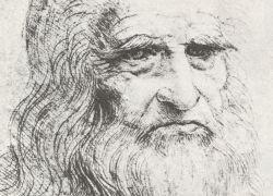 Найден ранний автопортрет Леонардо