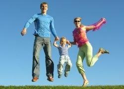 5 советов по поддержанию активности всей семьи