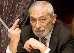 Вахтанг Кикабидзе: в Россию я теперь ни ногой!