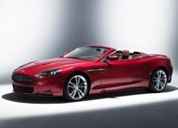 Агента 007 посадят за Aston Martin DBS Volante