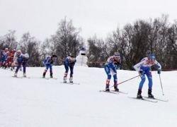 """Медведева выиграла \""""бронзу\"""" на лыжне чемпионата мира"""