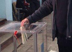 """В России проходят первые \""""кризисные\"""" выборы"""