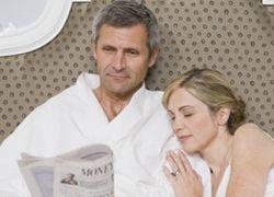В кризис жена для мужа должна быть психотерапевтом