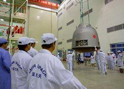 В 2011 году Китай проведет первую для себя космическую стыковку