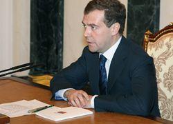 Медведев не думает, что законы о коррупции решат проблему