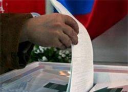 Единороссы проиграли выборы в Тверскую городскую думу