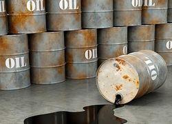 Нефть дешевеет второй день подряд