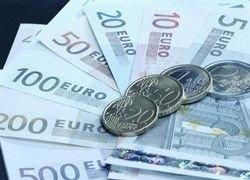 Курс евро упал до минимума за неделю