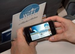 Alaska Airlines предлагает пассажирам подключение по WiFi в воздухе