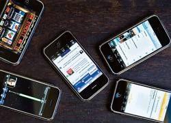 iPhone занял около 70% мобильного интернета