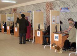 Россияне проголосовали через Интернет