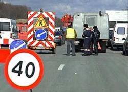 Дальнобойщики перекрыли трассу Одесса-Киев