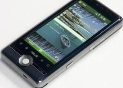 Asus анонсировала новый WinMo-смартфон