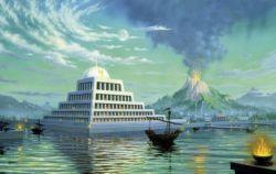 Российские исследователи нашли Атлантиду?