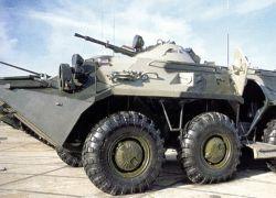 Россия подарит палестинцам 50 бронетранспортеров