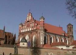При католическом храме в Вильнюсе организовали биржу труда