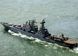 "\""Адмирал Пантелеев\"" будет бороться с пиратами у Сомали"
