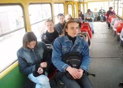 В общественном транспорте запретили звуковую рекламу