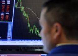 Европейский фондовый рынок упал более чем на 5%