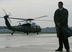Закрытая информация о вертолете президента США попала в сеть