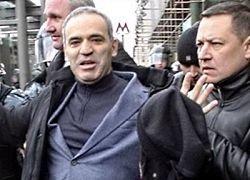Спецслужбы боятся народного восстания во главе с Каспаровым