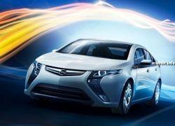 Электрический Opel Ampera дебютировал в Женеве