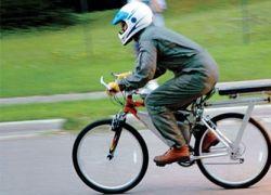 Ракетный велосипед Тима Пикенса