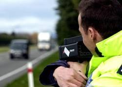 Британец получил полгода тюрьмы за превышение скорости