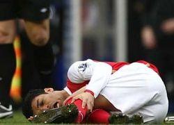 Самая жёсткая травма в истории футбола