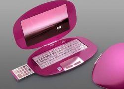 7 концептов ноутбуков для женщин от HP