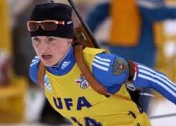 Россиянка завоевала бронзу чемпионата Европы по биатлону