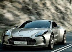 В Женеве дебютировал 700-сильный суперкар Aston Martin