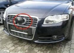 """Тонированные Audi S4 следят за \""""лихачами\"""" в Швейцарии"""