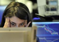 Фондовые индексы Европы упали до рекордно низких отметок