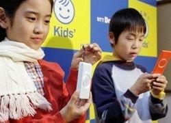 20% японских школьников впали в зависимость от мобильников