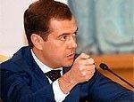 Названы пять искушений Медведева