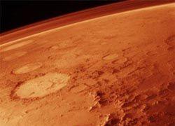 На Марсе были и вода, и ледниковый период