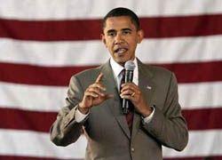 ЦИК не признает законность избрания Обамы