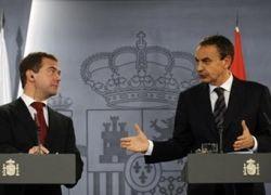 Премьер-министр Испании выругался матом при Медведеве