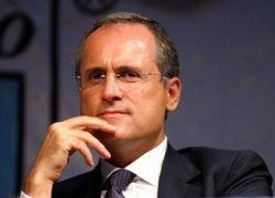"""Президент футбольного клуба \""""Лацио\"""" получил два года тюрьмы"""