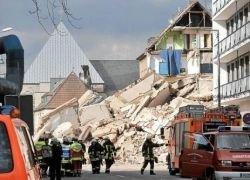 В Кельне рухнули два здания