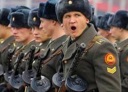 На оснащение армии выделят 1,5 трлн рублей за три года