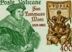 Из российской библиотеки украли книгу Томаса Мора 1516 года