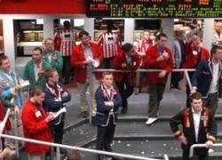 Фондовый рынок США упал до 12-летнего минимума